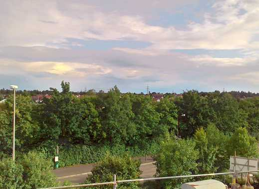 NEUBAU I 4-Zimmer-Wohnung mit Loggia und eigenem Garten I unverbauter Blick in den Aurachgrund