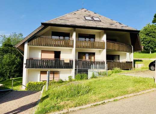 Ruhe, Natur, Bergluft und Blick auf den Schauinslandgipfel-2-Zimmer ETW in Hofsgrund