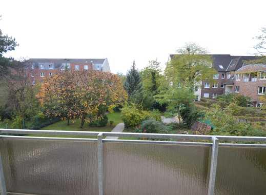 Traumhafte 2 Zimmer-Wohnung mit Balkon im 1. OG eines gepflegten MFH in Düsseldorf-Hassels!