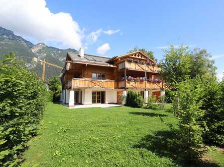 Exklusive 3-Zi.-Terrassenwhg. in Top-Lage in Garmisch-Partenkirchen