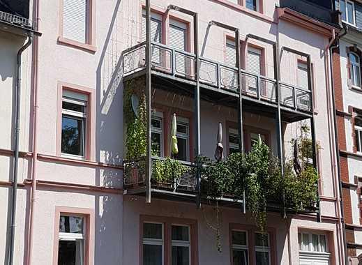 Sonnige Hochparterre-Whg im Johannisviertel