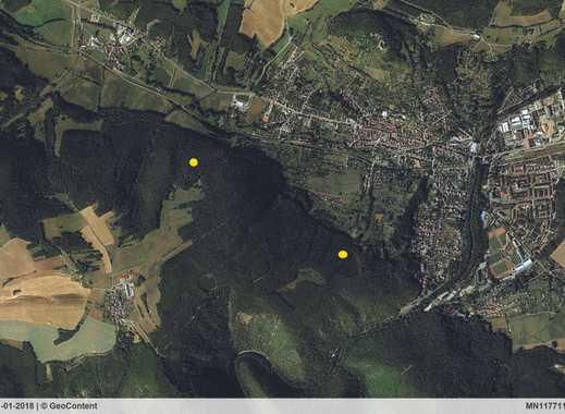 3,4 ha Forstliegenschaft