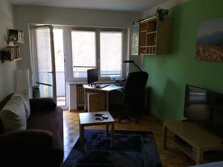 1,5-Zimmer-Wohnung in Moosach, München in Moosach