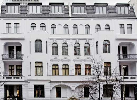 Charmante 4 Zimmer Altbauwohnung im Uhlandhof - Charlottenburg, mit 2 Balkonen
