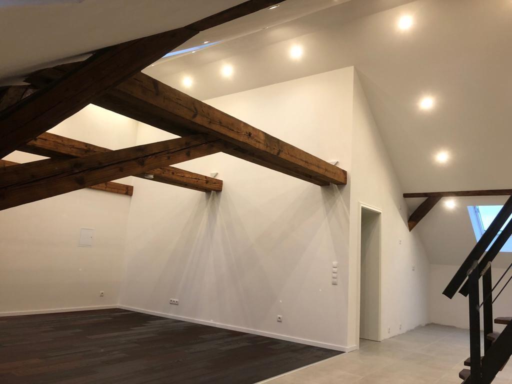 loftwohnung 120 m2 hochwertig sanierte lingenfeld. Black Bedroom Furniture Sets. Home Design Ideas