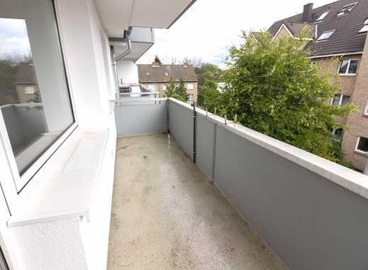 renovierte 3-Zimmer-Wohnung mit Balkon - 2.OG in Ratingen Lintorf