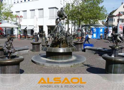 ALSAOL Immobilien: Provisionsfrei - schönes RMH mit sonnigem Garten im Zentrum von Sindelfingen!
