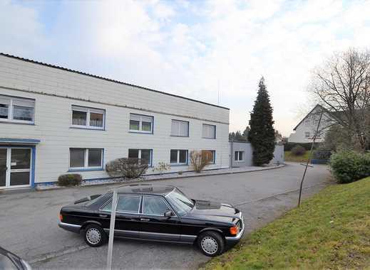 IMWRC – 3 Wohneinheiten – 7 Gewerbe – 60 Stellplätze! WGH-Komplex in Sprockhövel!