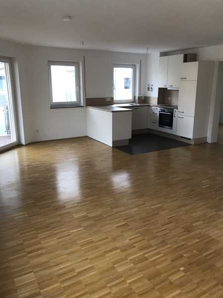Exklusive, neuwertige 2-Zimmer-Wohnung mit Balkon und EBK in Ingolstadt in Friedrichshofen (Ingolstadt)