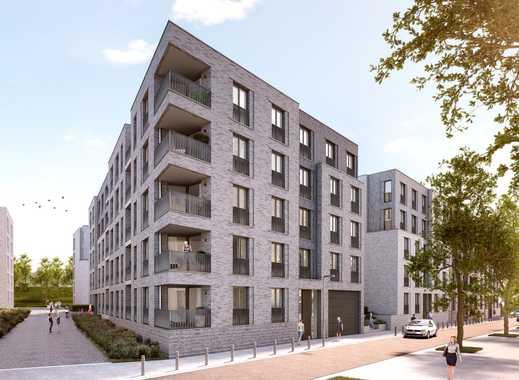 PANDION 5 FREUNDE - Großzügige 4-Zimmer-Wohnung mit zwei Bädern und großem Balkon - Erstbezug