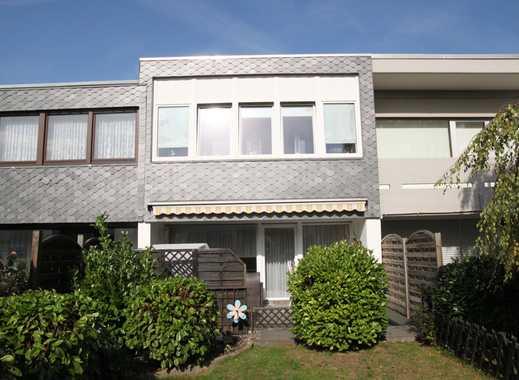 Liblar: Modernisiertes Eigenheim mit Garage, Sonnengarten und Vollkeller in ruhiger Grünlage