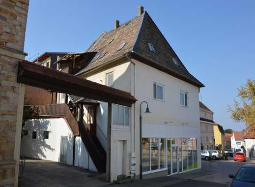 Wohn- und Geschäftshaus - Bestlage Wörrstadt