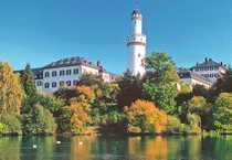 Tiefgaragenstellplatz unbar zum Schlosspark