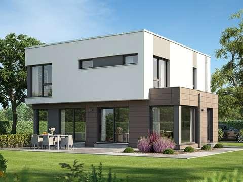 EVOLUTION 143 V9 – Traumhaftes Einfamilienhaus mit Erker und ...