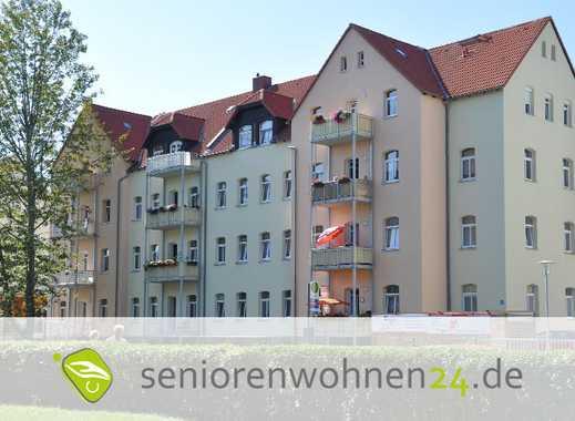 Barrierefreie 2-Raum-Wohnung mit Südbalkon