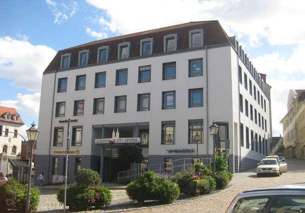 Schnucklige 2 Zimmerdachgeschosswohnung im Herzen Altenburgs!