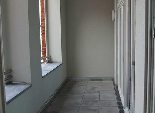 Wohnen im Grafischen Viertel - schöne 2 Raum Wohnung mit Loggia