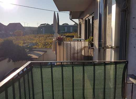 Gepflegte 3-Zimmer-Wohnung mit Balkon in Westhofen