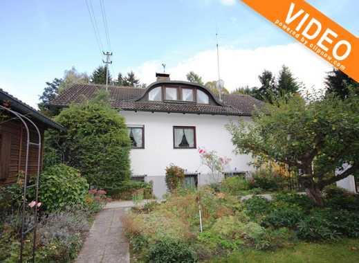 Großes, möbliertes Einfamilienhaus mit großem Garten in sehr ruhiger Alleinlage!