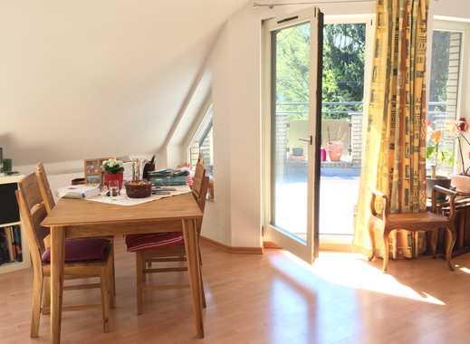 Helle 3-Zimmer-Maisonette-Wohnung mit Süd-Balkon in Köln Lövenich