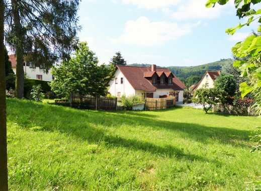 sonniges & voll erschlossenes Baugrundstück im Ortskern von Stedtfeld