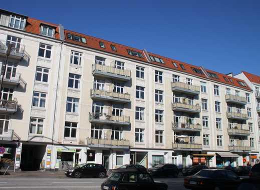 Single-Dachgeschoss-Apartment in Winterhude