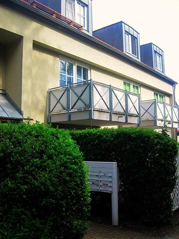 Attraktive 1-Zimmer Wohnung mit Balkon in