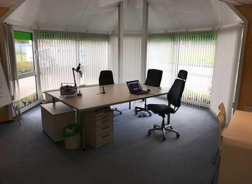 Lichtdurchflutete Büroräume / Mitnutzung der Gemeinschafträume