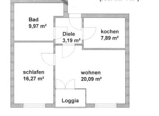 Attraktive 2-Zimmer-Wohnung mit Balkon in Dresden - Rollstuhl-geeignet, barrierefrei