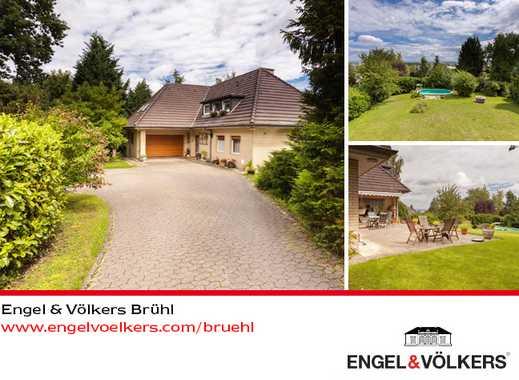 Villa in exklusiver Bestlage von Brühl