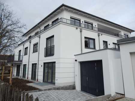 NEUBAU - 3-Zimmer-Erdgeschosswohnung in Obermenzing (München)