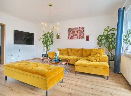 Helle Wohnung mit charmanter Einrichtung und Balkon, ruhig und sehr zentral Nähe Hauptbahnhof gel...