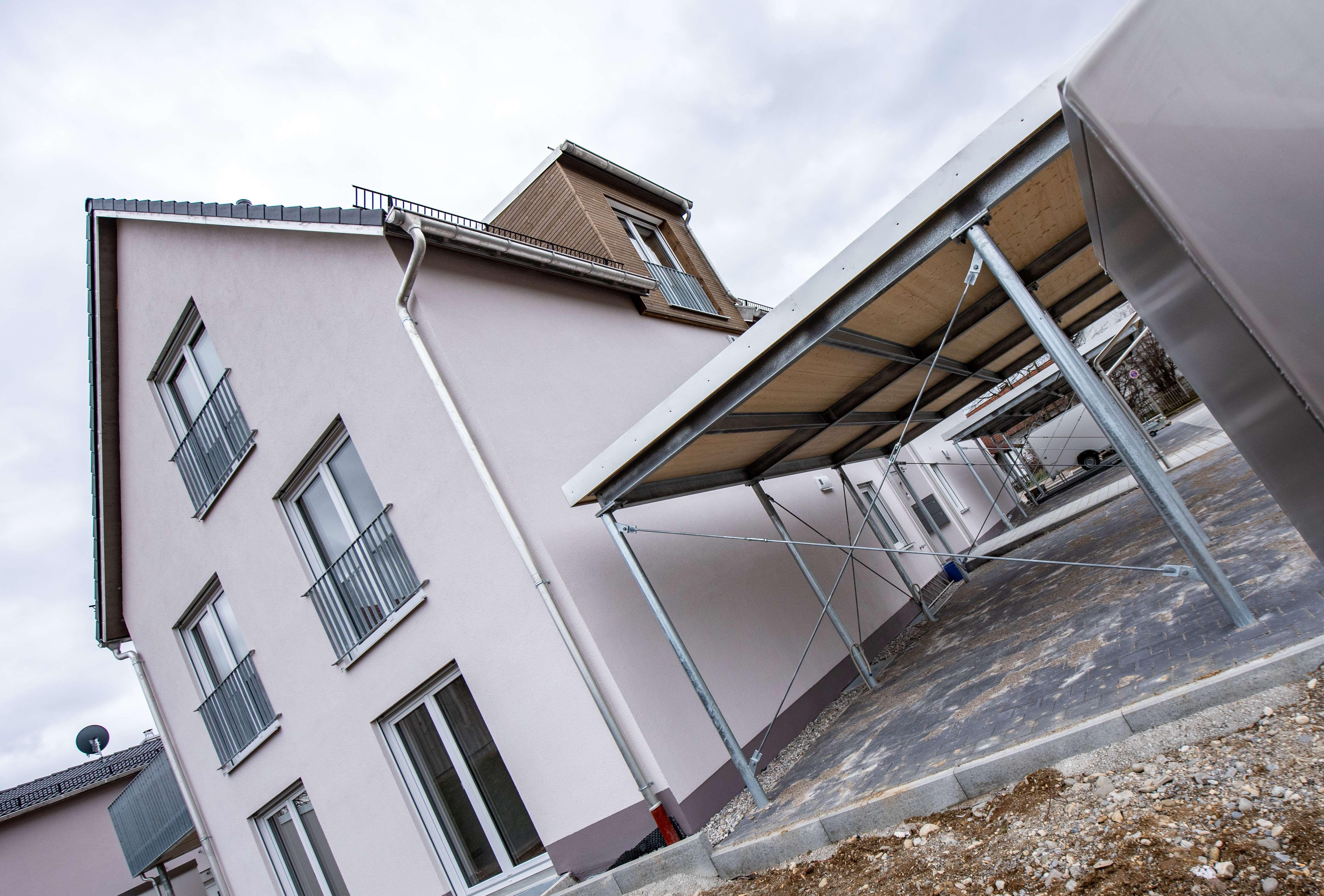 Neue 2-Zimmer-Wohnung sucht Erstmieter in