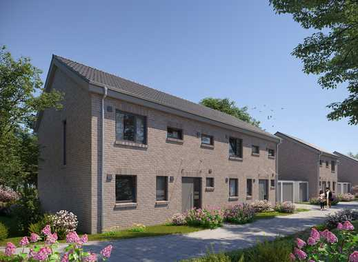 287.500 € für Doppelhaus-Neubau in begehrter Lage in Osterholz!