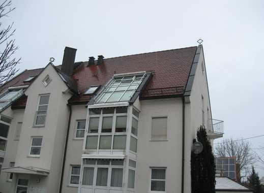 Zentral gelegene 3-Zimmer-Wohnung zur Miete in Donauwörth