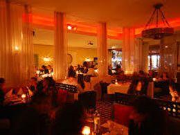 Innenansicht Bar Lounge - Rest