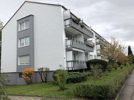 naturnahe 4-Zimmer-Wohnung mit Süd-West-Balkon in Germering in Germering (Fürstenfeldbruck)