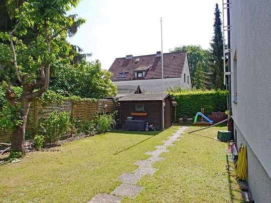 Gepflegte Doppelhaushälfte im Rudower Blumenviertel - Bild 11