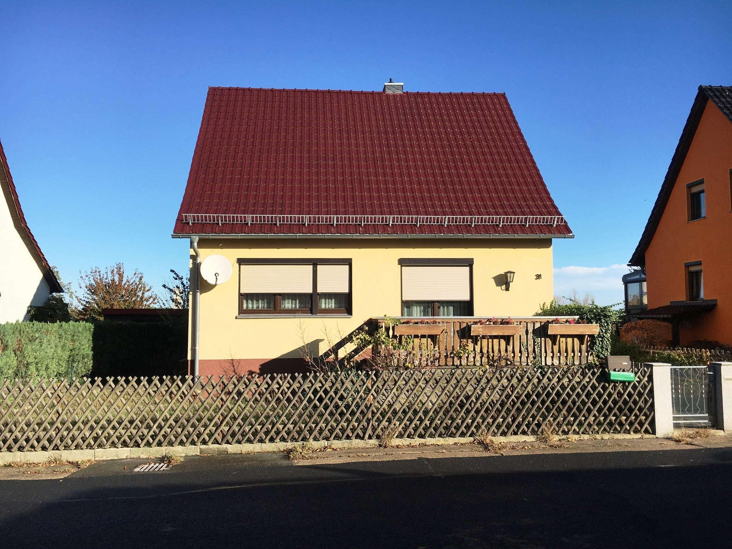 Mit Geschick und Fleiß ins eigene Heim - Haus zum Kauf in Großenhain