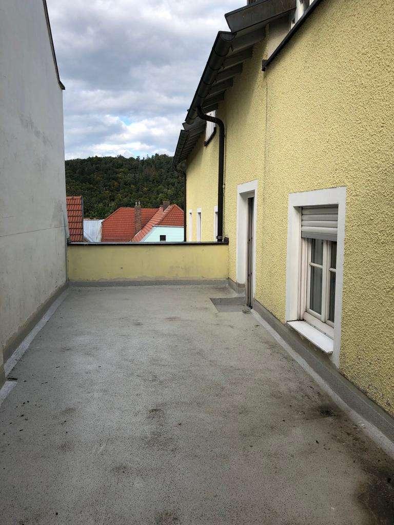 5 Zimmer Terrassen  Wohnung am Stadtplatz in Vilshofen an der Donau