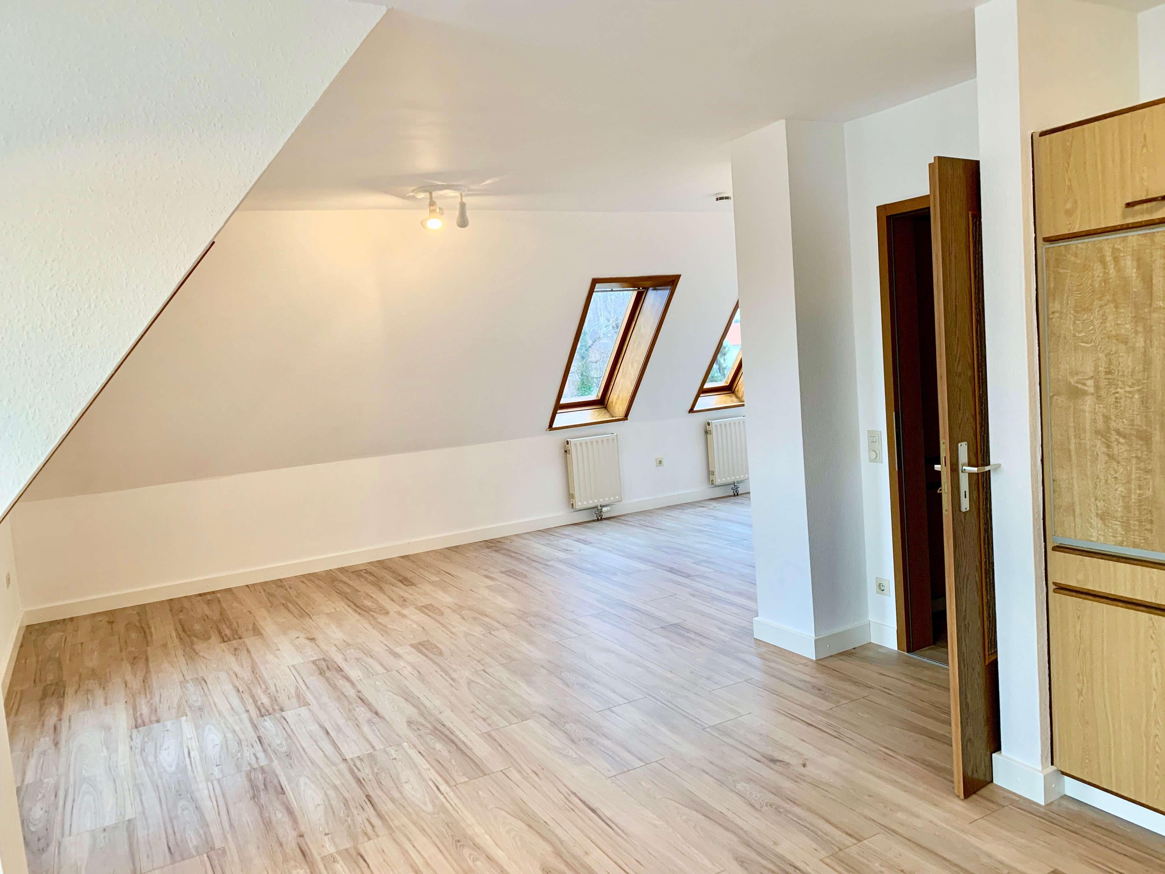 490 €, 45 m², 1,5 Zimmer in