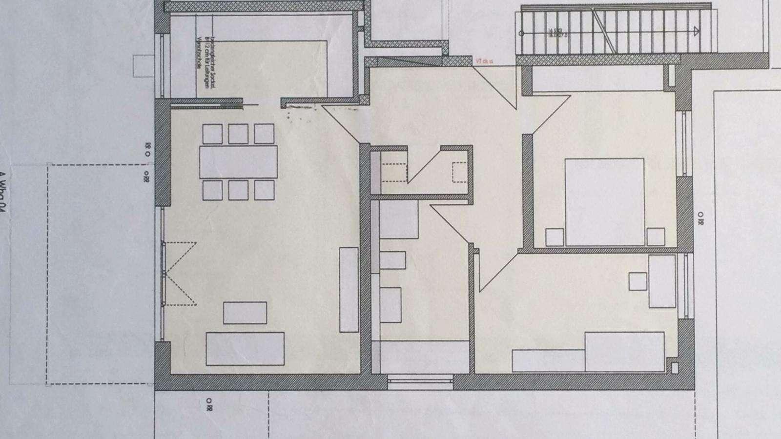 Gepflegte 3-Zimmer-Wohnung mit Garten in Landshut