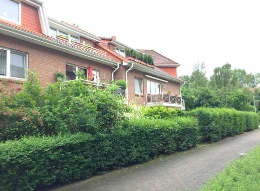 Garstedt -  Top gepflegte 2-Zimmer Erdgeschosswohnung mit  Garten, Einbauküche und TG-Stellplatz