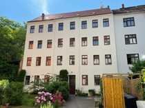 Wohnen im Grünen - Im Hinterhaus