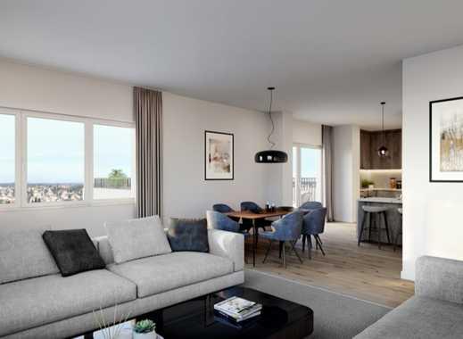Helle, großzügige 5-Zimmer-Penthauswohnung mit herrlicher Terrasse in Top-Lage Frankfurts