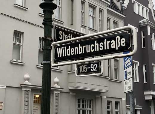 Oberkassel - Wildenbruchstrasse! bezahlbare 4 Zimmerwohnung im Dachgeschoss mit offenen Dachbalken