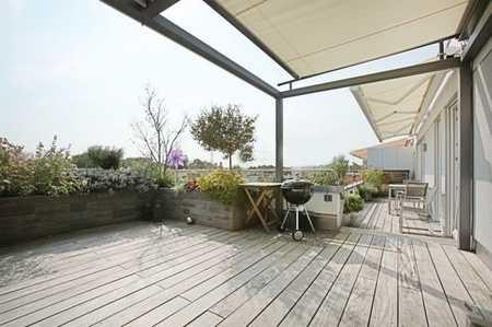 Exklusive, moderne Wohnung im Münchner Westen mit ca. 50 qm Dachterrasse in Aubing (München)