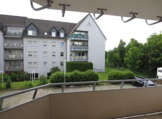 Niveauvolle 1,5-Raum-Wohnung mit großem Balkon! Begehrte Lage!