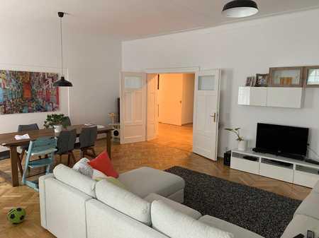 Tolle, geräumige 4-Zimmer Wohnung in München, Schwabing in Schwabing (München)