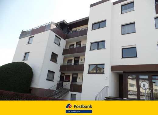 Gemütliche, kleine 2 Zi.-ETW mit Balkon und PKW Stellplatz in zentraler Citylage